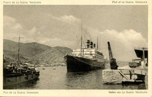 Venezuela - Port of La Gaira