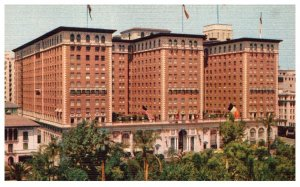 California Los Angeles , Biltmore Hotel