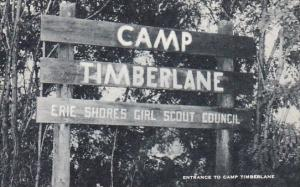 Camp Timerlane Entrance To Camp Timberlane Artvue