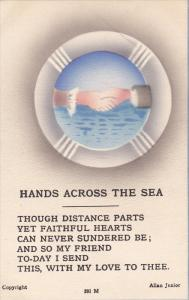 COUPLES; Hands across the Sea Poem, 00-10s