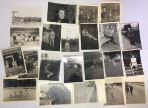 1940's Germany People And Places Photograph Lot