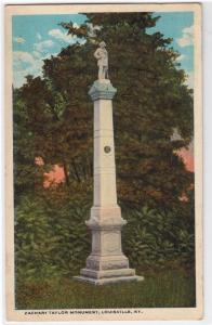 Zachary Taylor Monument, Louisville KY