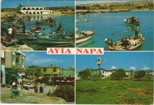 CPM AK CYPRUS Ayia Napa Souvenir GREECE (1107577)