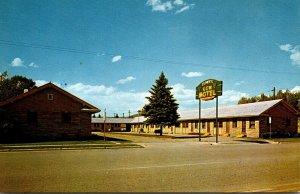 Colorado Gunnison Elmer's Gem Motel