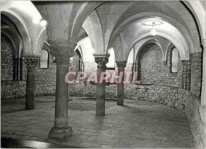 Postcard Modern Vich Cathedral (Cripta)
