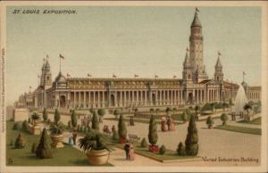 1904 St. Louis Louisiana Purchase Expo VARIED INDUSTRIES Postcard TUCK