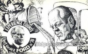 Gerald Ford 38th USA President Unused