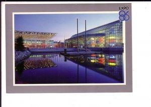 Expo 86, Pavilion, Vancouver, British Columbia,