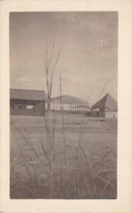 Philippines Constructing The Hangars At Air Service Camps At Camp Stolsenburg...