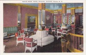 New York Niagara Falls Indian Room Hotel Niagara