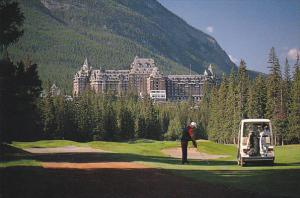 Canada Banff Springs Hotel Alberta