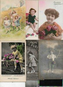 Kids Theme postcards Lot of 20 - 01.07