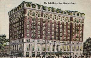NEW HAVEN , Connecticut, PU-1911 ; Taft Hotel