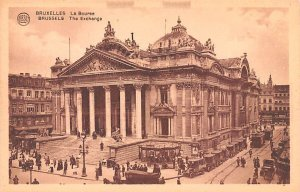 The Exchange Brussels Belgium Unused