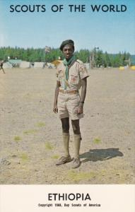 Boy Scouts of the World, ETHIOPIA, 1960´s