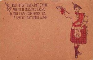 Go Fetch to me a Pint O' Wine Scotland, UK Unused