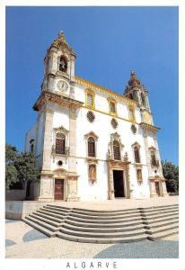 Portugal Faro Algarve Church