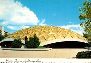 Nevada Reno Pioneer Theatre Auditorium