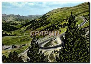 Postcard Modern Valls D & # 39Andorra Valle D & # 39Envalira Vue Generale of ...