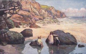 HELSTON, Cornwall, England, 1900-1910's; Housel Bay