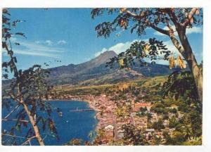 Martinique - Saint-Pierre, La montagne Pelee, 50-60s