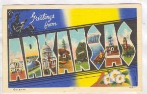 Greetings from Arkansas, 30-40s