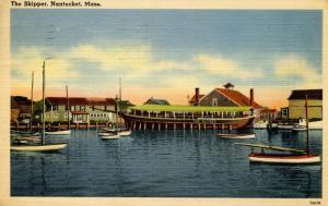 MA - Nantucket. The Skipper