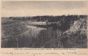 BATTLEFORD , Sask., Canada, 00-10s ; Battle River View