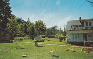 Exterior, Kaufman´s French Creek Lodge and Motel,  Parksville,  B.C.,  Canad...