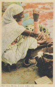 East Indian Woman , Trinidad , 1953