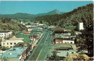 Chrome SHOPS SCENE Estes Park - Near Denver Colorado CO AH9681