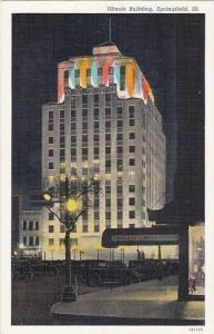 Illinois Springfield Illinois Building