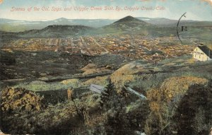 LP78   Cripple Creek District Colorado Postcard