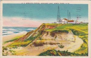 Mississippi North Truro U S Wireless Station Highland Light