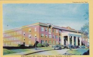 Kentucky Wilmore Glide-Crawford Hall Asbury College Dexter Press