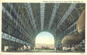 Scott Field, Belleville Zeppelin, Zeppelins Postcard Postcards  Scott Field, ...