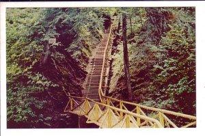 Stairs ro Bridge, Joseph Howe Falls, Truro, Nova Scotia