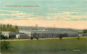 C-1940s Grand Rapids Michigan Luce Furniture Company postcard 10805