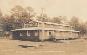 RP; CHICKAMAUGA PARK , Ga. , 00-10s ; Y.M.C.A. Building
