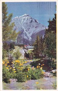 Canada Alberta Banff 1951