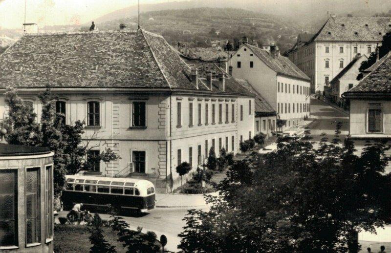 Hungary Pécs Városrészlet 03.39