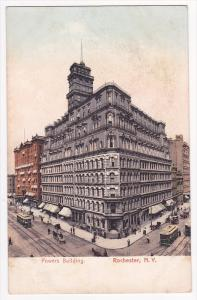 Powers Building , ROCHESTER , New York , Pre-1907