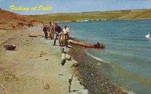Fishing At Oahe On Missouri River South Dakota 1964