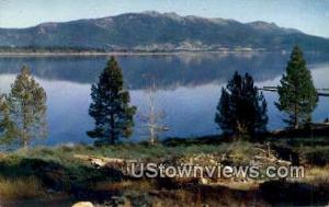 Lake Almanor, CA, California, Post Card