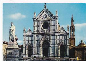 Italy Firenze Basilica di San Croce
