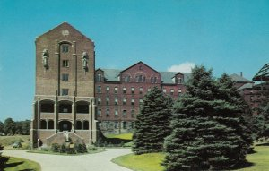 WESTMORELAND COUNTY, VIRGINIA, United States, ST VINCENT COLLEGE, 50-60s