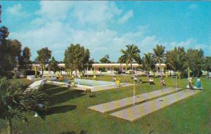 Florida Fort Lauderdale Coral Plaza Motel With Pool