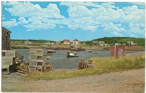 Canada, The Fishing Village of BLUE ROCKS, Lunenburg Tourist Region, Nova Scotia