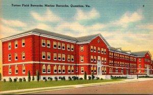 Virginia Quantico Turner Field Barracks Marine Barracks