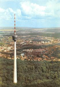 Stuttgart Fernsehturm Tower General view